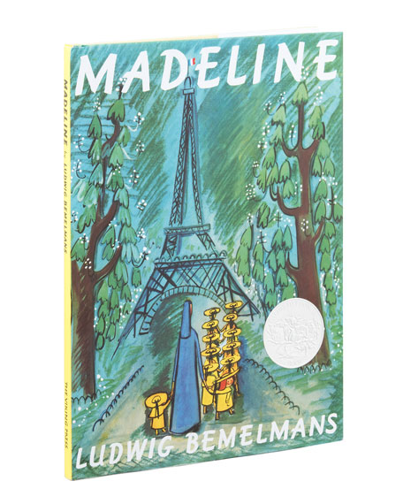 Madeline Story Book