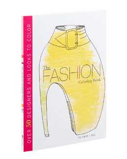 Southwest Books Fashion Coloring Book