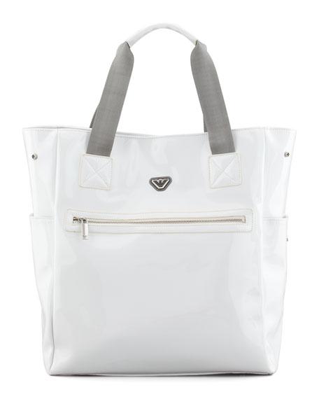 Glossy Diaper Bag
