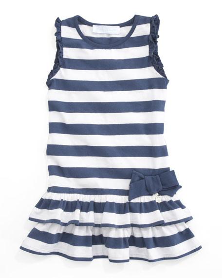 Tenni Striped Knit Dress