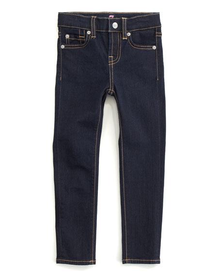 Skinny Rinse Jeans, Sizes 8-10