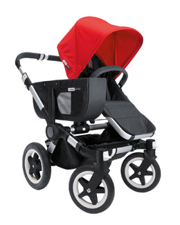 Bugaboo Duo-Extension Set, Black
