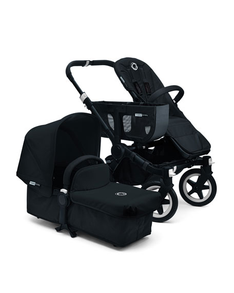 Special Edition Donkey All Black  Mono Stroller