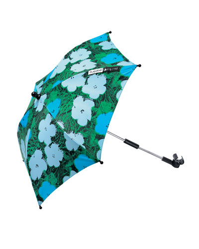 Bugaboo Andy Warhol Flowers Universal Parasol