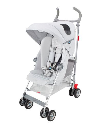 Maclaren BMW Stroller, Silver