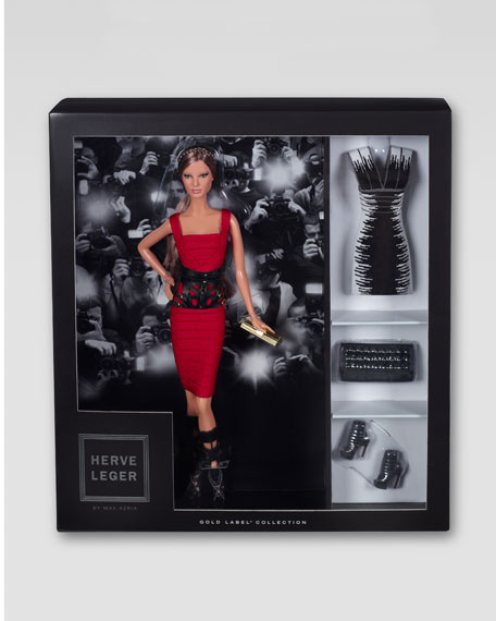 Herve Leger by Max Azria Collector's Barbie Doll