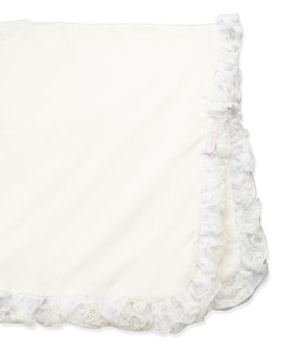 Cach Cach Cream Pie Baby Blanket