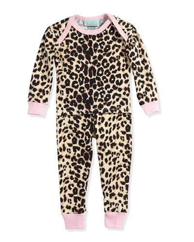 Bedhead Wild Thing Snug Fit Pajama Set, 3-24 Months