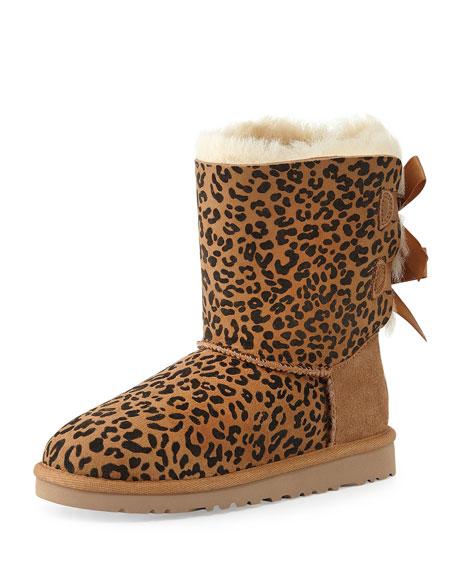 leopard print ugg boots