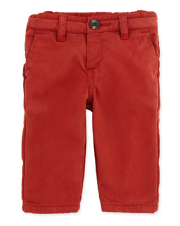 Paul Smith Chino Straight-Leg Pants, Boys' 3M-3T