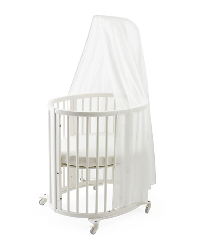Sleepi Mini Baby Bundle Set, White