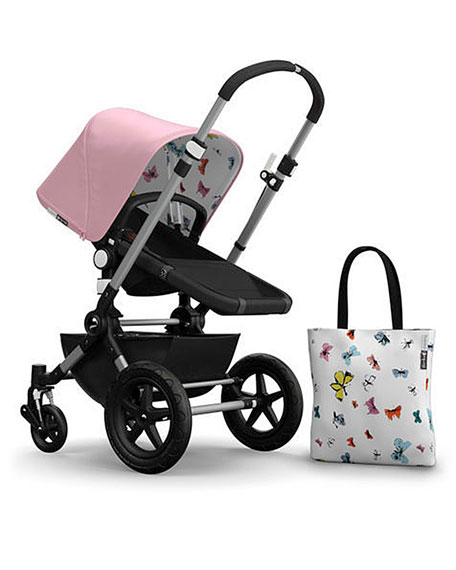 Bugaboo Andy Warhol Cameleon 3 Butterflies Tailored Fabric