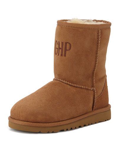 Kids' Classic Boot, Chestnut, 5Y-6Y