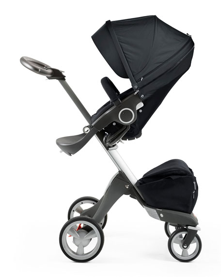 Xplory Adjustable Stroller with Limited Edition Style Kit