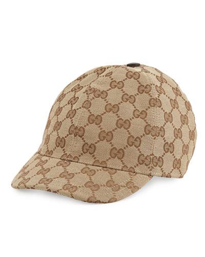Cappello Guccissima Baseball Hat
