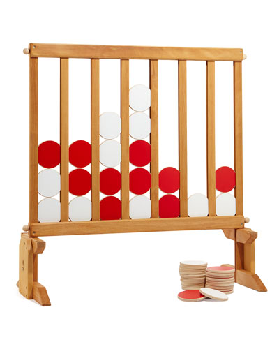 XXL Wooden Connect Game
