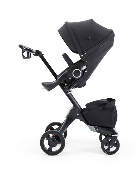 Stokke Xplory?? Stroller & Winter Kit, Black &