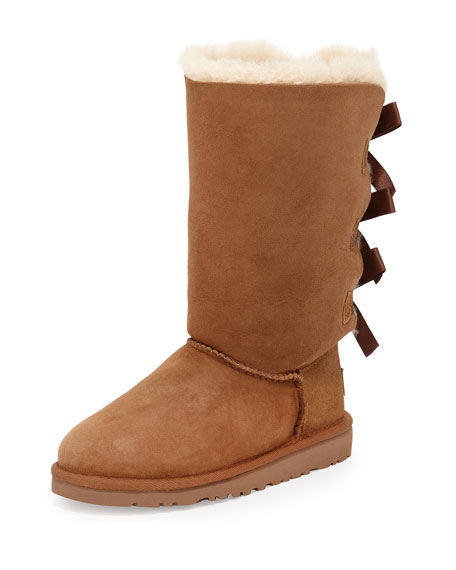UGG Bailey Tall Boots with Bow, Kid Sizes