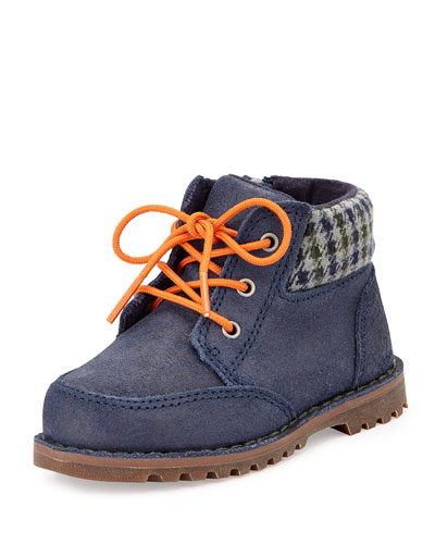 Orin Suede Hiking Boot, Toddler