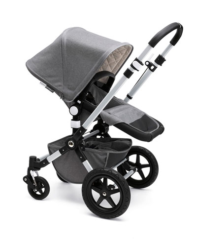 Cameleon³ Classic+ Collection Stroller, Gray Melange