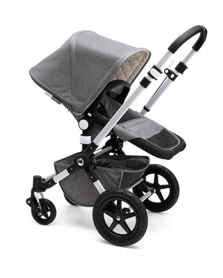 Bugaboo Cameleon³ Classic+ Collection Stroller, Gray Melange