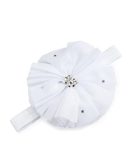 Stretch 3D Flower Headband