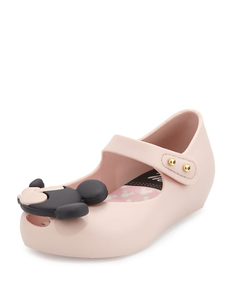 Melissa Shoes Ultragirl + Disney® Twins Mary Jane