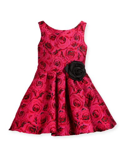 Red dress 12 months resort