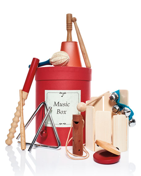 Kids' Musical Instrument Gift Set