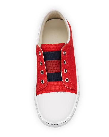 Canvas Slip-On Sneaker, Toddler