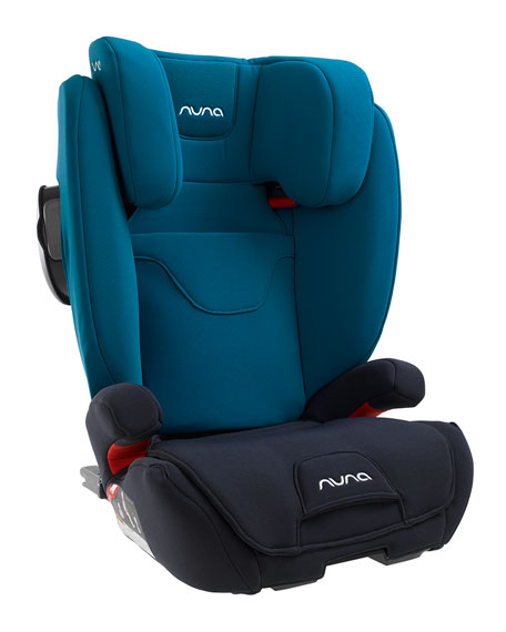 AACE™ 3D Growth™ Car Booster Seat, Blue