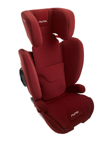 AACE™ 3D Growth™ Car Booster Seat, Red