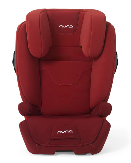 Nuna AACE™ 3D Growth™ Car Booster Seat, Red