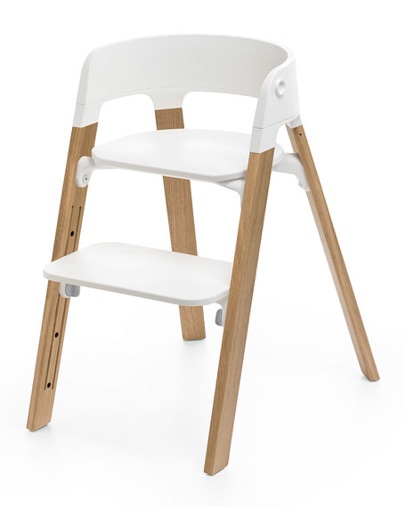 Stokke Steps™ Chair Legs, Oak Natural