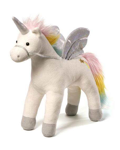 Gund Magical Light and Sound Unicorn