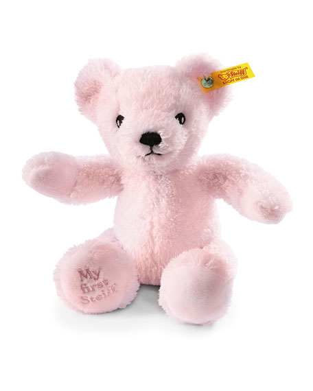 My First Steiff Teddy Bear, Pink