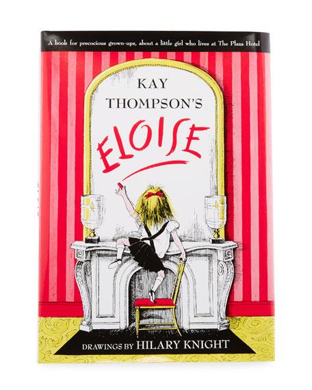 Yottoy Eloise Hardcover Book