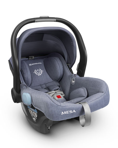 MESA™ Infant Car Seat w/ Base, Light Blue