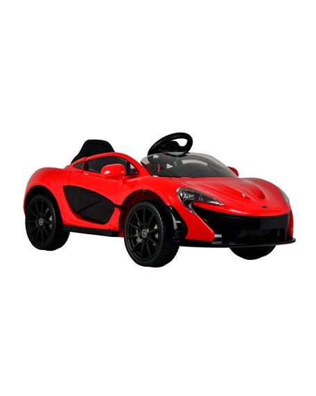 McLaren 12V One-Rider Ride-On Car