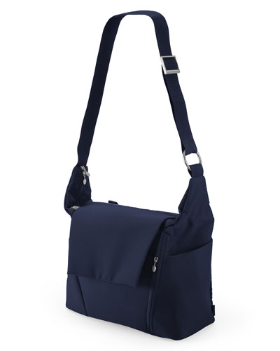 Changing Bag  Dark Blue