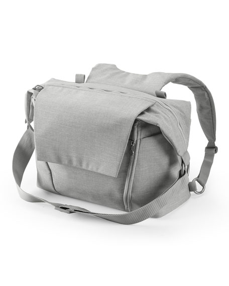 Stokke Changing Bag, Grey Melange