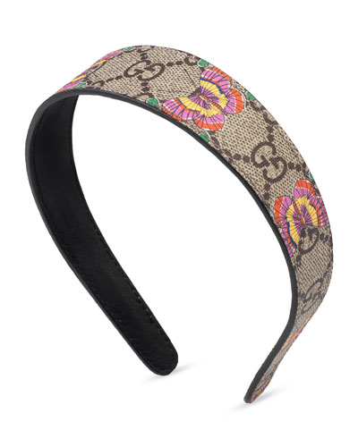Girls' GG Supreme Butterfly Headband