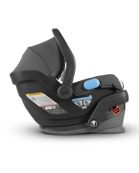 UPPAbaby MESA™ Infant Car Seat w/ Base, Jordan (Black)