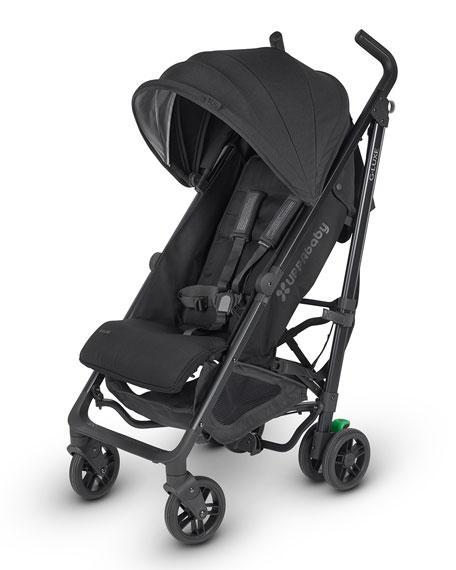 UPPAbaby G-LUXE Stroller, Jake (Black)