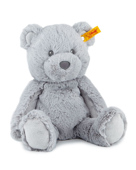 Bearzy Teddy Bear, Grey