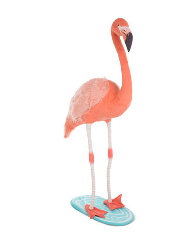 Plush Flamingo