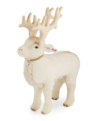 Limited Edition Winter Reindeer Stuffed Toy