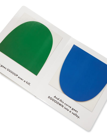 "Image 2 of 2: ""Up, Down & Other Opposites with Ellsworth Kelly"" Children's Book"