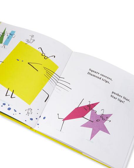 """Circle Rolls"" Children's Book"