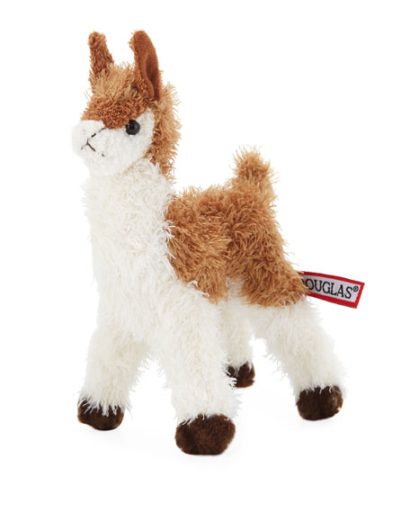 Douglas Lena Plush Standing Llama